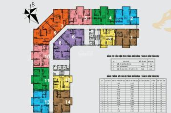 Mở bán đợt cuối 30 căn hộ dự án B32 Đại Mỗ, căn 3PN, 107m2 giá 1,9 tỷ nhận nhà ở ngay  0934556544