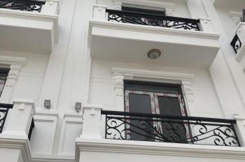 (Gò Vấp) nhà mới căng, HXH, 1 trệt 3 lầu, 5.45 tỷ, SHCC, vay ngân hàng 70% 0911037036