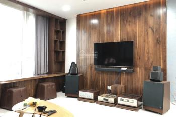 Bán căn hộ cao cấp Léman Luxury Apartments, 120m2 chỉ 13,5 tỷ, nội thất cao cấp nhập khẩu, gỗ quý