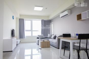 Cho thuê chung cư Phạm Viết Chánh, Quận Bình Thạnh, 2 phòng ngủ, nội thất, giá 11tr/th
