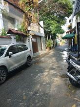 Chính chủ bán nhà quận Phú Nhuận, HXT (Hẻm 38) đường Nguyễn Văn Trỗi, DT: 4 x 30m, giá 17.5 tỷ