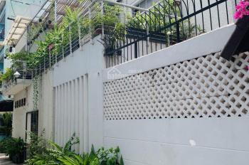 Biệt thự sân vườn 2MT hẻm hoa hậu Lê Văn Sỹ, P13, Q3 7x16m. Giá chỉ 23 tỷ