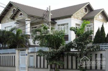Bán biệt thự Thảo Điền khu làng báo chí 110m2 nhà đẹp, 14.5 tỷ, không ngập nước