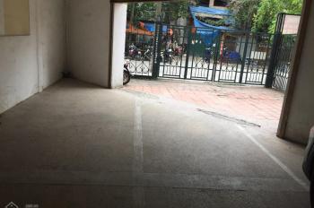Cho thuê nhà gồm nhà kho 120m2, văn phòng DT 25-120m2 ngõ to 61 Lạc Trung, Hai Bà Trưng