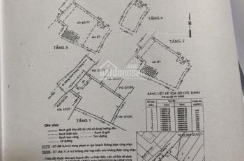 Bán nhà HXH đường Cách Mạng Tháng 8 - Tô Hiến Thành, quận 10 (6x15m) 4 tầng nhà mới vào ở ngay