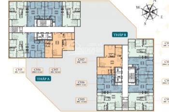 Mua đâu dự án khu vực Thanh Xuân - Trần cao 3,1m, hành lang 2,9m, cửa chính 2m - Giá chỉ từ 24tr/m2