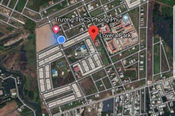 Bán đất nền khu dân cư Việt Phú Garden, Phong Phú 4, Bình Chánh
