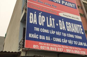 Cần bán nhà mặt tiền đường 27m ngay trung tâm Tp. Việt Trì
