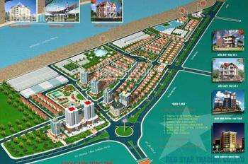 Cần bán đất 150m2 dự án Nam Sông Lạch Tray, Anh Dũng, Dương Kinh, Hải Phòng