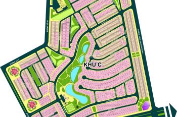 Nhượng nhanh nền đất 11x19m khu APAK, gần công viên sinh thái, giá 120tr/m2, sổ đỏ sang tên ngay