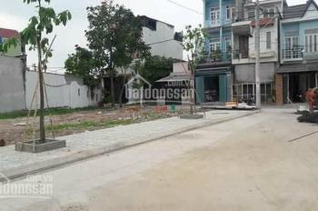 Bán lô đất 82m2 MT Nguyễn Văn Quá, sát chợ An Sương, Q12. Sẵn sổ riêng, LH 0937535374