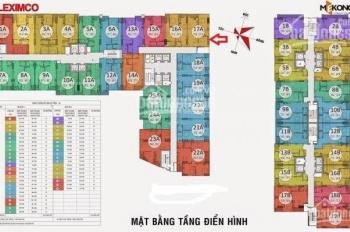 Cho thuê CC Gemek Tower 2PN, đủ đồ, giá 6,5tr/tháng nhận nhà ở luôn, liên hệ 0904999135