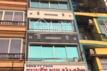 Xuất ngoại cần bán gấp khách sạn tại 283/63 CMT8, 10 tầng, kinh doanh ổn định