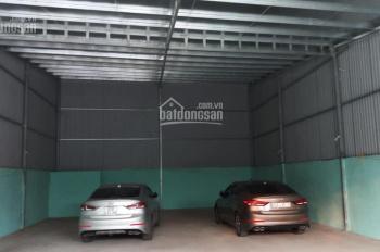 Cho thuê nhà xưởng 200m, đường 8m kp3 Trảng Dài-Biên Hòa, ĐN, giá 7tr/tháng
