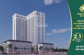 Chỉ từ 630 triệu sở hữu căn hộ smarthome cao cấp 3PN tại Lotus Sài Đồng, Long Biên. LH 0989808010