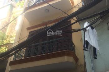 Cho thuê nhà mặt ngõ 252 Tây Sơn, diện tích 54m2 x 4 tầng, ngõ to ô tô kinh doanh cực tốt