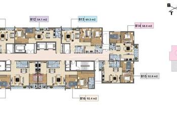 Gia đình cần chuyển nhượng gấp căn 1002: 110m2, CC Xuân Phương Tasco, giá 20tr/m2. LH 0966331603