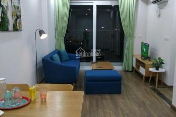 Căn hộ cho thuê chung cư Riverside Garden 85m2, 3PN, 12 tr/th, NTCB - full view đẹp. LH 0911736154