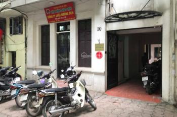 Cho thuê mặt bằng mặt phố Đỗ Hành, P Nguyễn Du, Q Hai Bà Trưng