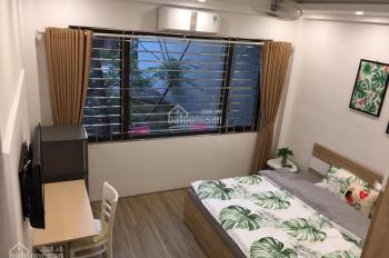 Cho thuê căn hộ chung cư Ngô Gia Tự, NT mới, full đồ, review thoáng mát 5.5tr/th. LH 0968095283