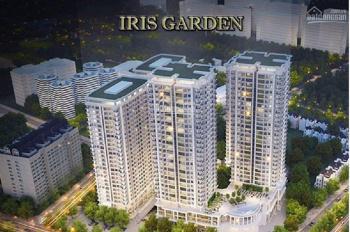Bán cắt lỗ sâu suất ngoại giao CHCC Iris Garden 115m2, 3PN view đẹp giá 2,7 tỷ. CĐT: 0337786111