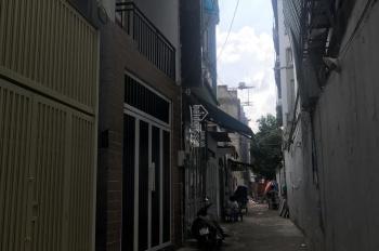 Bán nhà hẻm Chế Lan Viên, DT 4x15m, 1 lầu, giá chỉ 4.4 tỷ TL
