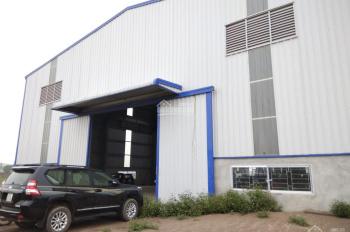 Chính chủ cho thuê kho xưởng 500m2 - 5000m2 tại KCN Nguyên Khê, Đông Anh