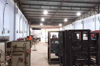 Cho thuê xưởng và văn phòng mặt tiền Trần Văn Giàu, 400m2, giá rẻ