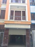 Cho thuê nhà mặt ngõ 112 phố Trung Kính đôi, diện tích xây 70m2, 4 tầng, MT 5,5m, nhà mới