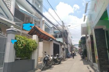 Nhà 1 trệt 1 lầu mặt tiền Trương Định cách chợ Đề Thám 20m. LH: 0389986564