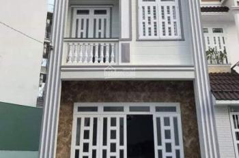 Nhà mới 1.5 lầu HXH Thoại Ngọc Hầu, 4x20m, gần BigC Phú Thạnh (chỉ 15tr)