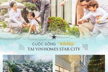 Vinhomes Star City - Thanh Hóa - Khu đô thị phong cách Châu Âu