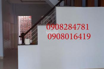 Bán nhà Cây Keo 1 trệt, 1 lầu DT: 4x12,5m giá 3 tỷ 630tr, Sổ hồng, Tam Phú, 0908284781 - 0908016419