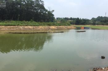 Cần bán lô đất đẹp chỉ với 800tr cam kết sinh lời 20-30% chỉ trong 3 tháng. Dự án view hồ duy nhất