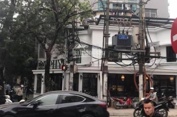 Giá 130 tỷ, bán gấp MP Đường Thành, Hoàn Kiếm: 220m2, MT 30m, lô góc, 2 tầng, vị trí siêu đẹp
