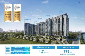 Cần tiền bán gấp căn hộ 2PN One Verandahs, DT 80m2 giá 5,1 tỷ, view sông. LH 0902 631 768
