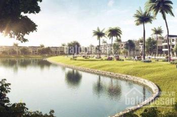 Bán suất ngoại giao biệt thự Tây Hồ Tây lô góc 112m2, mặt đường Nguyễn Văn Huyên, trực tiếp CĐT
