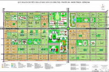 Mua - bán - ký gửi đất nền dự án HUD & XD Hà Nội tại Nhơn Trạch, 0911 5050 68!