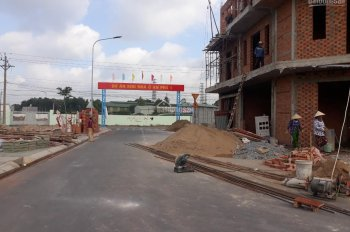 Bán đất nhà phố thương mại An Phú, Thuận An, Bình Dương giá cực tốt đã có sổ