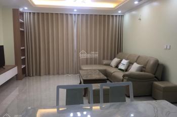 Cho thuê căn hộ cao cấp sang trọng tại chung cư D2 Giảng Võ 130m2, 3PN view hồ 14 tr/th 0985878587