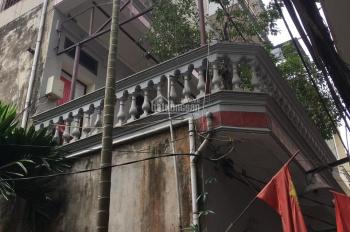 Chính chủ bán nhà Phú Thượng 3 tầng, gần đường đôi Ciputra