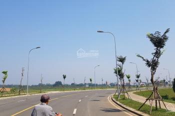 Bán đất mặt đường đôi khu CNC Láng Hòa Lạc, cạnh Vingroup 120m2 mặt tiền 5m siêu đẹp, giá 25tr/m2