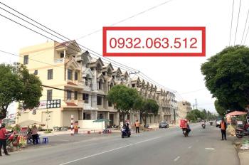 Bán nhà 1 trệt 3 lầu, sổ hồng riêng, mặt tiền Quốc lộ 1K. Hotline: 0932063512