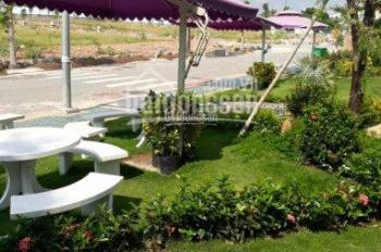 Bán nhanh lô góc kế bên chợ Lái Thiêu Thuận An, giá 1.6 tỷ/100m2, SHR. Thổ cư LH 0932619291 chị Đan