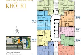 Bán gấp CH Sunshine Riverside 19-09 tòa R1 (104,87m2) và 12-06 tòa R2 (65,17m2). Giá 37 triệu/m2