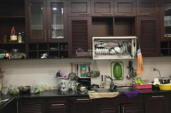 Cho thuê nhà 5 tầng xây đẹp hiện đại giá rẻ, 120m2/ sàn, ngõ 310 Nghi Tàm, Tây Hồ, HN