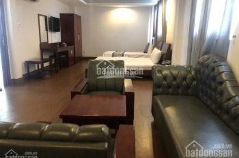 Bán khách sạn 6x20m 23 phòng, có hầm, giá bán gấp trong tuần: 21 tỷ, LH: 0933131373
