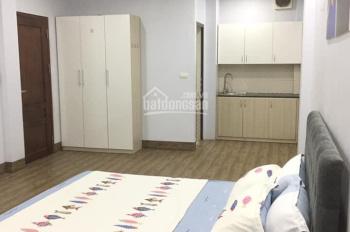 Cho thuê chung cư mini đầy đủ nội thất, điều hòa, nóng lạnh, giường tủ