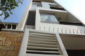 Định cư bán nhà MT Nam Quốc Cang với Nguyễn Trãi Quận 1. 8,3x23m, 5 lầu
