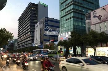 Bán tòa nhà VP cho thuê 250 triệu đường Nam Quốc Cang - Bùi Thị Xuân, Quận 1. XD: 1H+ 8L giá 61 tỷ